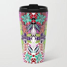 Symmetrical Mouse (121) Travel Mug