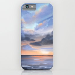 Lauderdale-by-the-Sea Sunrise iPhone Case