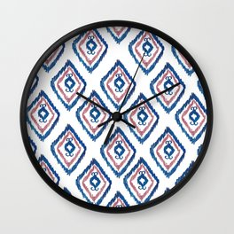 Rugged Royal Wall Clock