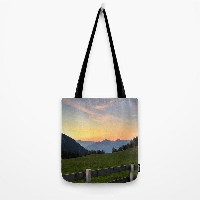 Kemater Alm Tote Bag
