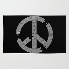 Puzzle Peace Rug