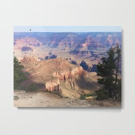 Grand Canyon South Rim Metal Print