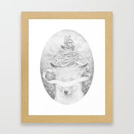 Aetherios   Sail Framed Art Print