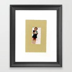 CRADLE// Framed Art Print