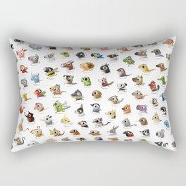 Marathon Animals Rectangular Pillow