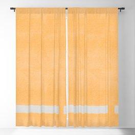 Yellow Contamination 4 Blackout Curtain