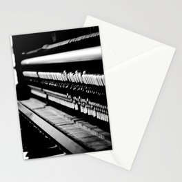 Piano Guts Stationery Cards