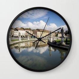 Padova, Italy.  Wall Clock