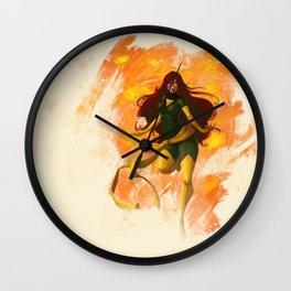 Power Incarnate Wall Clock
