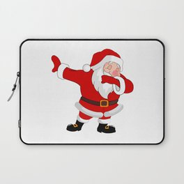 Santa Dab Laptop Sleeve