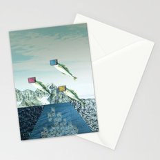 atmosphere 38 · Flying Fish Bowl Stationery Cards