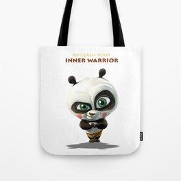 Unleash your inner warrior Tote Bag