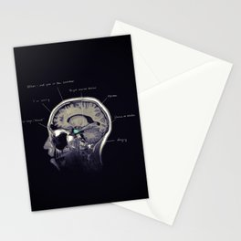 On Alcohol Stationery Cards