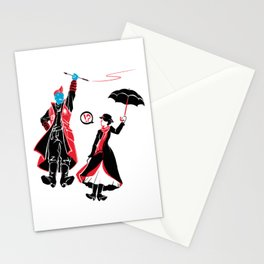 I'm Marry Poppins y'all! Stationery Cards