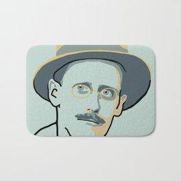 James Joyce Bath Mat