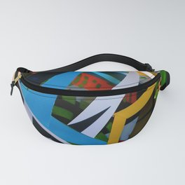 ? the quest ion Fanny Pack