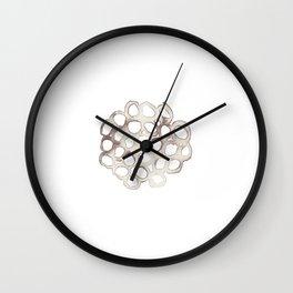 Nuclei Wall Clock