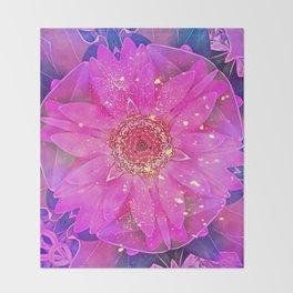 Love Blossom Throw Blanket