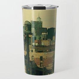 City of the Big Shoulders Travel Mug