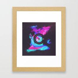 DAY 143 WRECK_SP Framed Art Print