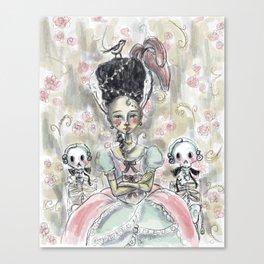 Frankie Antoinette  Canvas Print
