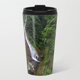 Peruvian Waterfall I Travel Mug