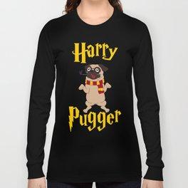 Crazy Harry Pugger Long Sleeve T-shirt