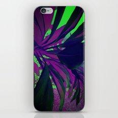 Behind the foliage iPhone Skin