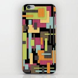 Retrotopia iPhone Skin