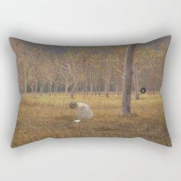 Forever Innocent Rectangular Pillow
