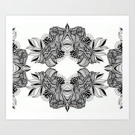 Infinity #1 Art Print