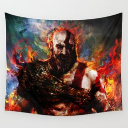 spartan Wall Tapestry