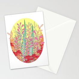 Leafless Stationery Cards