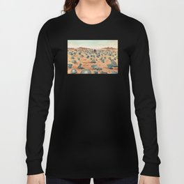 The Battlefield. Long Sleeve T-shirt