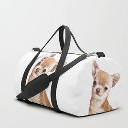 Chihuahua Duffle Bag