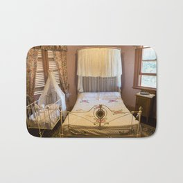 Old Bed Room, Netherby Homestead, Fagan Park Bath Mat