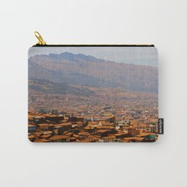 Above Cusco Carry-All Pouch