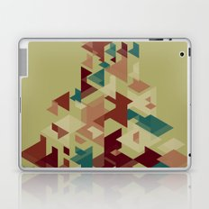 Bunch of shapes Laptop & iPad Skin