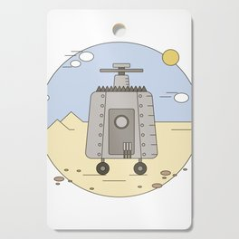 Pepelats. Russian science fiction. Cutting Board