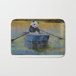 Panda Reflections Bath Mat