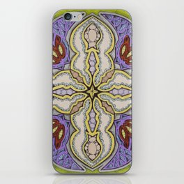 Success Mandala - מנדלה הצלחה iPhone Skin