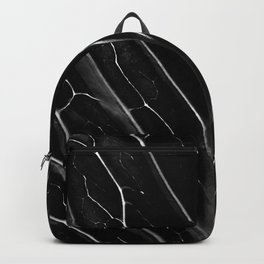 The black leaf Backpack