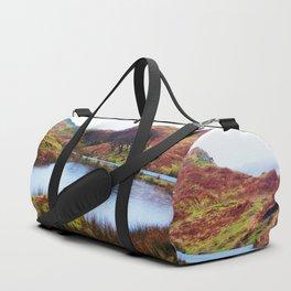 Fairy Glen, Isle of Skye Duffle Bag