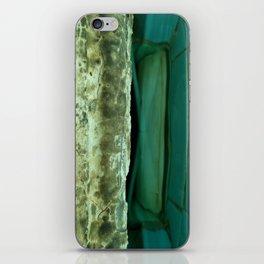 edge of a pool iPhone Skin