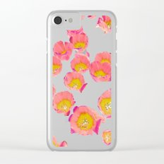 Flower Therapy #society6 #decor #buyart Clear iPhone Case