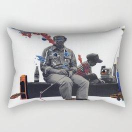 Hidden Waters Rectangular Pillow