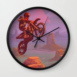 ReDaredevil Wall Clock
