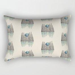 Little black forest Rectangular Pillow