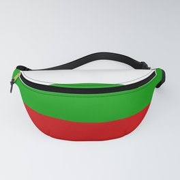 The National Flag of Bulgaria Fanny Pack