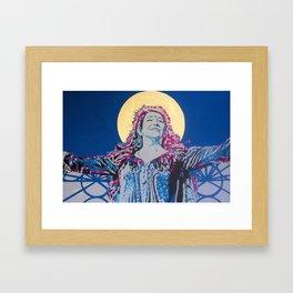 Holy Mother (of Bertie) Framed Art Print